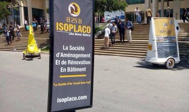 ISOPLACO à la BATIMATEC 2016