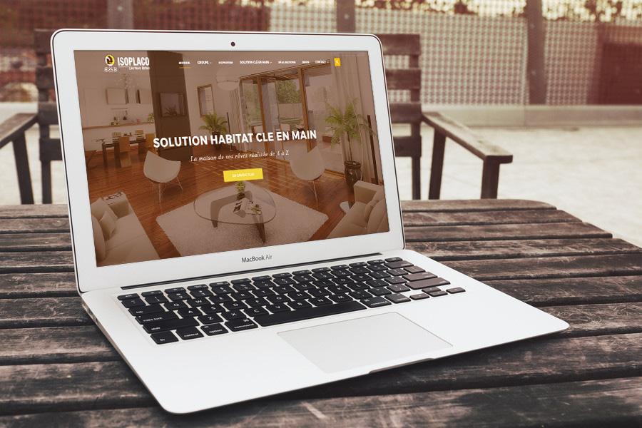 ISOPLACO lance son nouveau site web